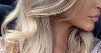 Top 15 Long Blonde Hairstyles (don't miss this)! The Perfect Hairstyle That Matches Your Encounter The Perfect Hairstyle That Matches Your Encounter Weary of re