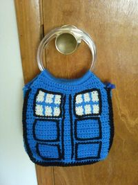 Note: This is my own creation. I have nothing to do with Doctor Who or the BBC, much to my everlasting sadness. Materials Needed: G Hook, Red Heart Super Saver