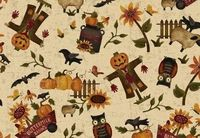 Henry Glass and Co. / Pumpkin Farm Collection $9.99