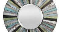 Look at this Round Wall Mirror on #zulily today!