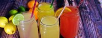Homemade Electrolyte Drink A Healthy Gatorade Alternative with Four Tasty Flavors