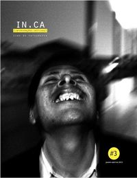 Zine IN.CA [Critical Interventions] #3 by Photo Zine IN.CA , via Behance