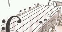 Chorus geek humor...it is such a bad joke and that's why its funny.