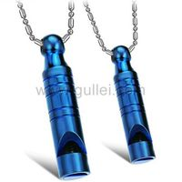 Gullei.com Matching Whistle Titanium Couples Necklaces for 2 https://www.gullei.com/couples-gift-ideas/matching-couple-necklaces.html