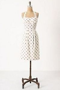 Adorable! Looks like a great summer dress, just need the weather to cooperate.