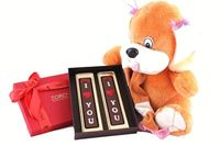 Buy chocolate gift for boyfriend on this Valentines Day at advisable prices from Zoroy. You can send chocolate gift anywhere in India without any delivery charge. Chocolate gifts are the best way to express your feelings in front of your Boyfriend. Shop n...