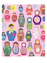 Nesting Dolls Print...this would make such a sweet baby quilt.