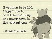 Pooh is so wise.