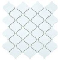 "Found it at Wayfair - Beacon 12-1/2"" x 12-1/2"" Glazed Porcelain Mosaic in Matte White"