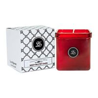 RED VELVET CAKE SOY CANDLE $28.00