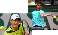 French Open Semifinals- Rafael Nadal v/s Murray!