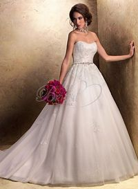 Maggie Sottero Spring 2013 - Style 19823 Windsor (Dress Only) - Elegant Wedding Dresses|Charming Gowns 2016|Demure Prom Dresses