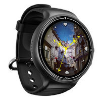 Bakeey I8 4G LTE 1.39 inch Weather Camera Music Player 1G+16G WIFI GPS Android 7.0 Smart Watch Phone
