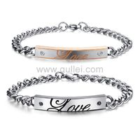 Matching Promise Bracelets Gift for Couples https://www.gullei.com/matching-promise-bracelets-gift-for-couples.html