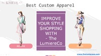 The LumiereCo is the best online solution for the improve your style at home. ecofriendly products Dubai