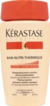 Kerastase Nutritive Bain Nutri-Thermique Shampoo For very dry and sensitized hair. Long lasting intense nourishment. Hair is left soft detangles easily and has shine. To use: Apply a quarter-sized amount of Kerastase Nutritive Bain Nutri-Thermique t http:...
