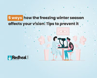 During the winters it is pretty common for us to cover ourselves from head to toe to keep ourselves warm. But, did you ever notice that the freezing temperatures might have an adverse effect on the one thing that is left uncovered, our eyes? Check our blo...