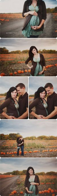 Fall pregnancy pictures.