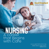 Good Shepherd Institutions has the best B.Sc nursing college in Bangalore. Contact us to know information about nursing admission, eligibility in Bangalore.