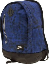 Nike Blue Kids Cheyenne Backpack Bags Kids can complete their sporty style and keep their belongings safe all in one go, thanks to the Nike Cheyenne Backpack. The blue fabric accessory features black detailing, zip fastenings and adjustab http://www.compa...