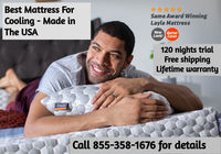Get memory foam mattresses at Layla Sleep. Enjoy Free Shipping & go through our great selection of Mattresses, air cool memory foam mattress and more! Contact us today to learn more about Layla sleep mattresses, the best mattress brand!