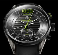 TAG Heuer Mikrotimer Flying 1000 Concept Watch Review