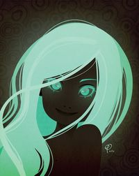 Vector Art 2013 by Caroline Pereira, via Behance