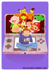 nintendo, nintendo 3ds and pokemon.