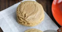 A fall-inspired cookie recipe for brown butter bourbon spice cookies.