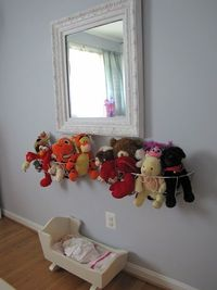 Stuffed animals may be cute and cuddly and both kids and adults love them but finding proper storage for them often proves to be a problem. You want to use as l