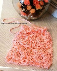 pink purses, peach rose and purses.