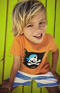 Mini Boden 'Pirate' T-Shirt (Toddler, Little Boys & Big Boys) | Nordstrom love this little boys haircut too.