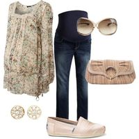 A fashion look from August 2011 featuring flat pump shoes, hand bags and polish jewelry. Browse and shop related looks.