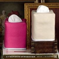 Chelsea Tissue Box Covers by Matouk $39.00