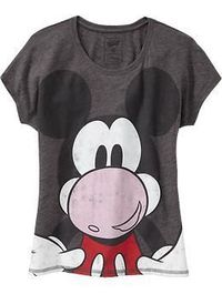 Girls Disney© Mickey Mouse Tees | Old Navy