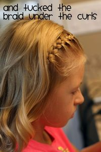 Massive list of little girl hairstyles with instructions...I got lost in this site for over an hour! Awesome ideas!