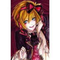 Vocaloid Kagamine Rin Sandplay Short Cosplay Wig