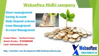 Nidhi Banking Software used By Nidhi Company. We Providing Best and Quality Nidhi Finance Accounting Software Related Versions and also Related Banking Software Demo's In India. You Can Using These Accounting Finance Software For Your Banking Sector...