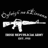 The Irish Republican Army Est 1913 Women's Fit T-Shirt $22.99 �œ� Handcrafted in USA! �œ� Support American Artisans