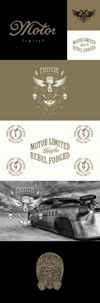 Motor Limited by BMD Design