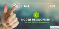 Did you know that top businesses like #Netflix, #Reddit, #eBay, #Slack and #twitter all use NodeJS? Hosting Tribunal has also enumerated that a cool 85% use #NodeJS for #webappdevelopment. Here All you need to know about #NodeJSDevelopment (FAQ...