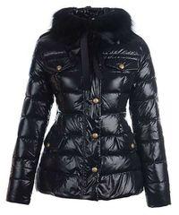 Moncler Passy Women Coat Winter Long Black Free Shipping monclerjacketsoutlet.org