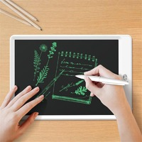 Deli 51000 10.2 Inch LCD Writing Tablet Electronic Handwriting Board Childrens Hand-painted Drawing Tablet Electronic Blackboard with Pen