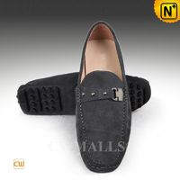 CWMALLS® Houston Suede Leather Driving Moccasins CW707112[Global Free Shipping]