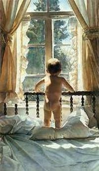 An Innocent View by Steve Hanks
