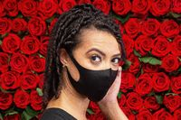 Ultimate Comfort Face Mask. Sun Blocking Material. Cool. Soft Ear Loops. Easy-to-use. Washable & Reusable. 4 Different Colors. Sizes XS - XL $4.49
