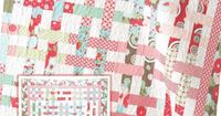 Cluck Cluck Sew Basket Case Quilt Pattern by SewPerfectlyVintage, $8.50