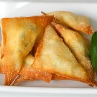 Jalapeno Popper Wontons | �€œIf you like jalapeno poppers, you will love these fried wontons stuffed with cheese and jalapeno!�€