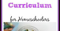 There's something for everyone here in this list of free homeschool preschool curriculum. Links to free printables, free books and apps, ideas for sharing resou