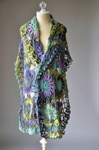 Ravelry: Guadalupe Stole pattern by Amy Gunderson